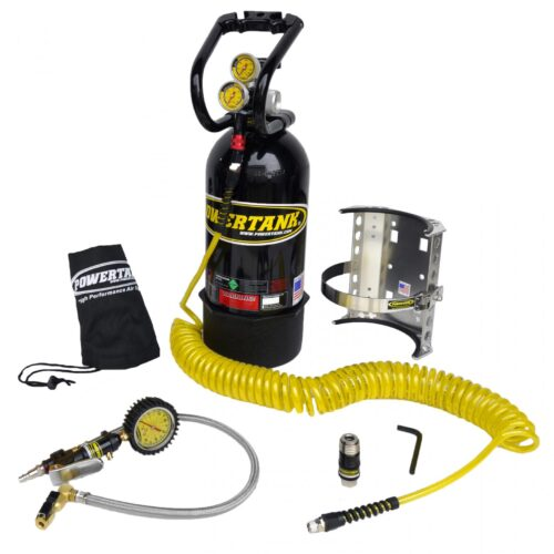 10 Lb CO2 Power Tank System Package B