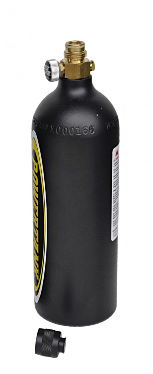 20oz Extra CO2 Bottle with On/Off Valve